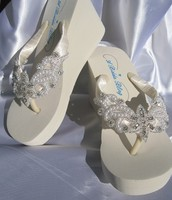 View Our Bridal Flip Flops