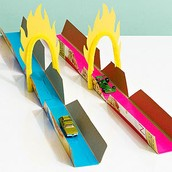 Things to make with cereal boxes