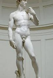 La escultura