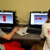 7th grade 3D program in STEM