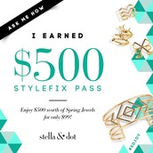 Congratulations to these $500 for $99 StyleFix Pass Earners!