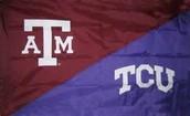 TCU and Texas A&M