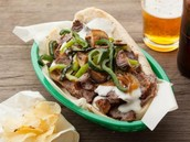 Bobby Flay's Cheesesteak