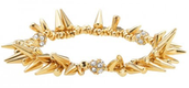 Renegade Bracelet- Gold