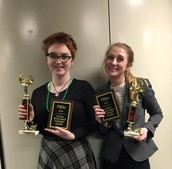 MHS Speech & Debate team to send 2 to Nationals