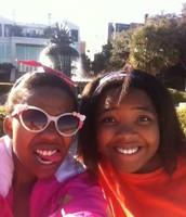 my best friend in Charleston