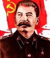 "Stalin ""Man of Steel"""