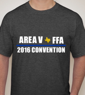 Area Convention T-Shirts
