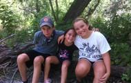 Mis hermana y hermano