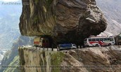 Amazing roads in China