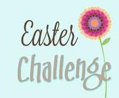 Reflection Corner:  Easter Challenge