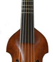 Viola da gamba soprano Bertrand