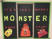 Reading Monsters Invade Beam Intermediate