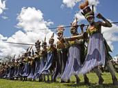 Dancing tradition