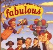 The Boy Who Cried Fabulous by Leslea Newman
