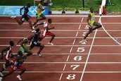 Sports that require an athlete to have a high competency in SPEED