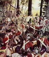 British V.S. Rebals
