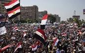 Egypt Arab Spring of 2011