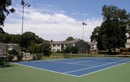 FUN Tennis Courts!