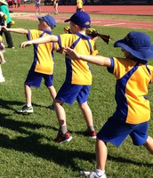 Turbo javs - future javelin throwers!