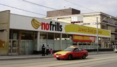 The NoFrills nearest to the school