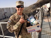 Write a Soldier a Letter - Operation Gratitude