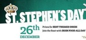 ST.Stephen's day
