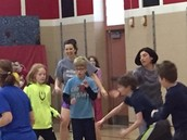 Fifth Grade vs Teachers