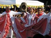 Traditional Cumbia in Columbia