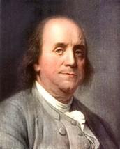 Ben Franklin Dies