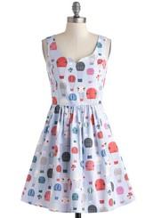 Martha's Air of Adorable Dress