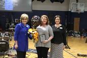 Participant of Region 11 Teacher Prepartion Program named TACA Intern of the Year