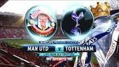 Man utd v Tottenham