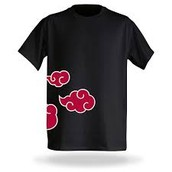 Camiseta de Akatsuki