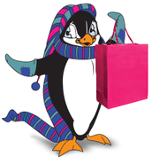 One Day Only! Penguin Patch Shopping