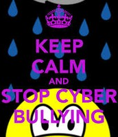 CYBER BULLYING IS IN THE TOP 20 WORST THINGS TO DO TO ANOTHER PERSON