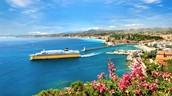 La finale escale. : Monaco, France
