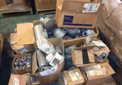 Over 400 SQ FT of Electrical Material and Supplies for Sale at the Gexpro Warehouse!