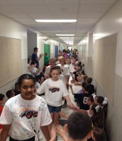 Fifth Grade Clap Out