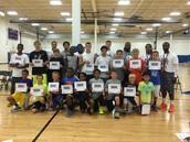 NIKE Basketball Camp Minnesota Summer 2014!