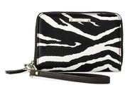 Chelsea Tech Wallet, Zebra