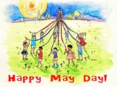 How will you be celebrating May Day??
