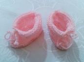 Mini botitas de bebé