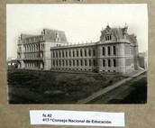 Roca creo el Consejo Nacional de educacion 1881