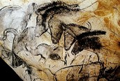 Cave Painting/ Hunted