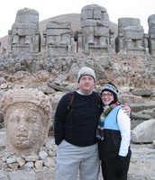 Mt. Nemrut, Turkey 2005