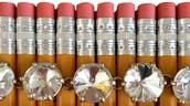 School Supply Sparkler