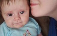 My niece Lena