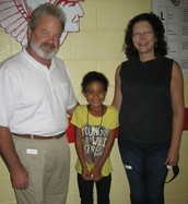 Grandparents are Very Special at C. B. Eller!