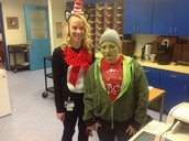 Cat in the Hat and The Grinch
